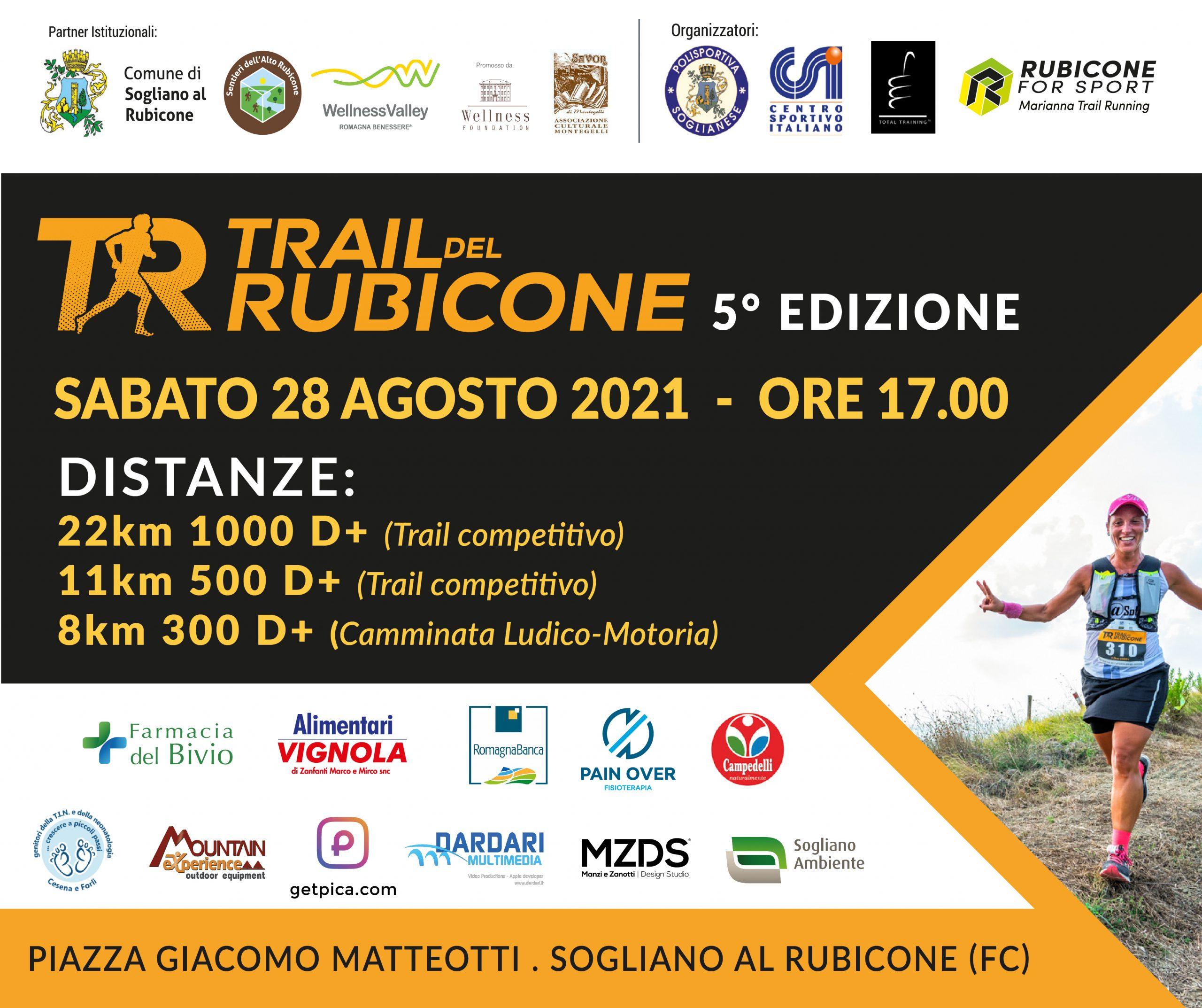 Trail del Rubicone 2021